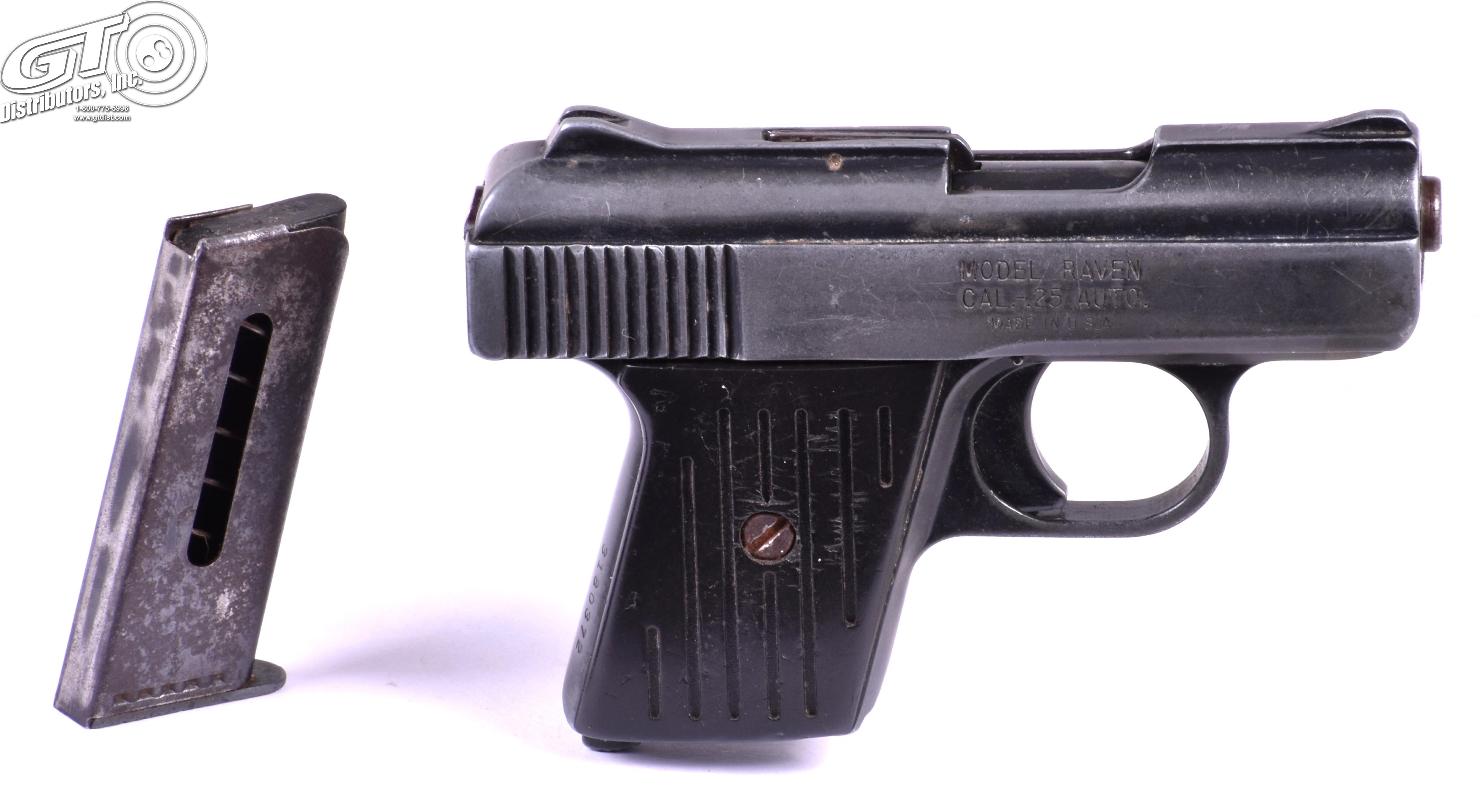 Phoenix Arms Raven  25 ACP - Semi Auto Pistols at GunBroker