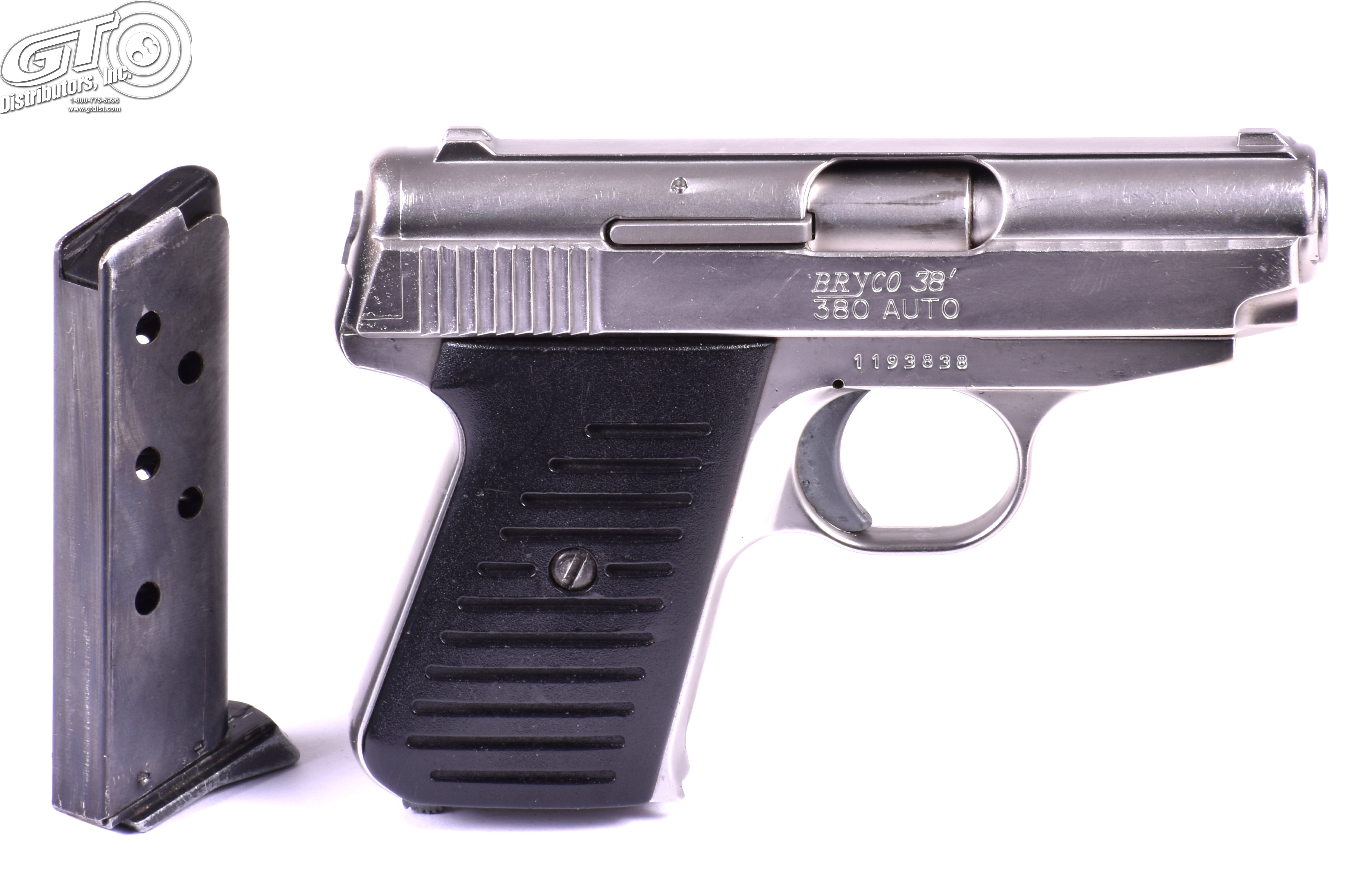 Bryco Arms 38  380 ACP - Single Shot Pistols at GunBroker